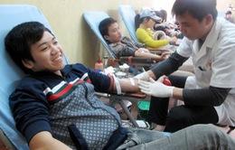 Hiến máu tình nguyện vì nạn nhân tai nạn giao thông