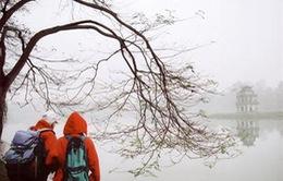 Không khí lạnh tràn về, Đông Bắc Bộ có khả năng rét đậm