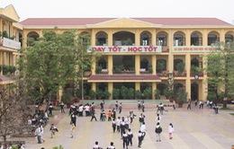 Tăng cường công tác an ninh và bảo vệ HS tại trường học