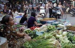 Tháng 3: CPI Hà Nội giảm 0,15%