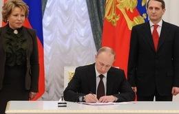 Hoàn tất tiến trình sáp nhập Crimea vào Nga