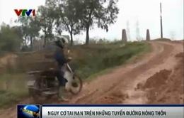 Xã cách Hà Nội 50km gần như không có đường giao thông