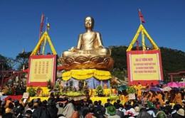 Bảo tượng Phật hoàng Trần Nhân Tông lập kỷ lục châu Á