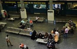 Sân bay quốc tế ở Libya bị tấn công