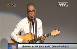 """Đêm nhạc """"Earth song"""" hưởng ứng Giờ Trái đất 2014"""