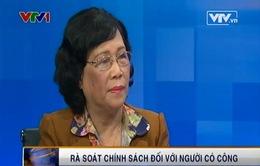 Xem lại chương trình: Dân hỏi - Bộ trưởng trả lời ngày 30/3/2014