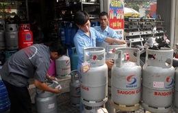 Giá gas giảm 16.000 đồng/bình 12kg