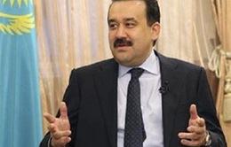 Tổng thống Kazakhstan chính thức bổ nhiệm Thủ tướng mới