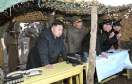 """Nhà lãnh đạo Triều Tiên Kim Jong-un cảnh báo """"tình hình rất nghiêm trọng"""""""