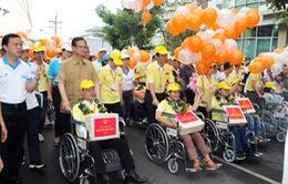 Quyên góp hơn 10 tỷ đồng cho quỹ bảo trợ trẻ khuyết tật