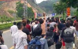 Quảng Nam: Rà soát lao động tại các bãi vàng