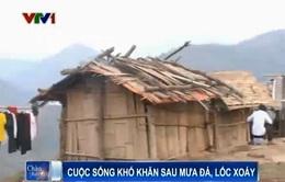 Cuộc sống cơ cực của người dân Điện Biên sau mưa đá, lốc xoáy
