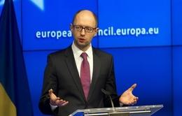 Ukraine sẽ trao thêm quyền lực cho chính quyền miền Đông