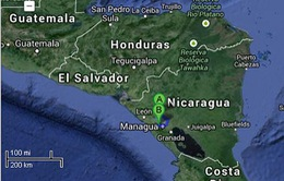 Nicaragua: Động đất 6,1 độ Richter, ít nhất 23 người bị thương