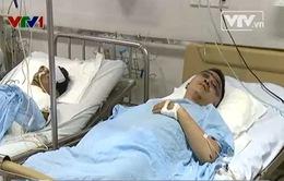 Vụ tài xế đâm thẳng vào CSGT: Nạn nhân bị kéo lê 30m, đa chấn thương