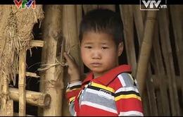 TTCE trở lại thăm cháu Lò Đức Thiên (Điện Biên) sau ca phẫu thuật
