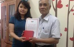 Hội Phật tử phường Quang Hanh (Quảng Ninh) ủng hộ TTCE 25 triệu đồng
