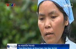 Xót thương người phụ nữ nghèo chống chọi với ung thư buồng trứng