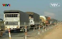 """Đủ chiêu trò """"né"""" trạm cân tại Bình Thuận"""