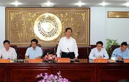 Thủ tướng thăm và làm việc tại Bạc Liêu