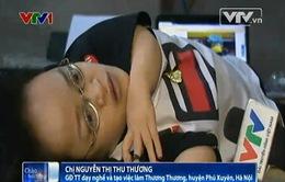 Cô gái xương thủy tinh trở thành GĐ TT tạo việc làm cho người khuyết tật