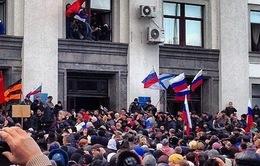 Tổng thống tạm quyền Ukraine: Cảnh sát địa phương thụ động, bội phản