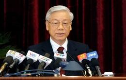 Khai mạc Hội nghị Trung ương 9 khóa XI