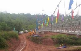 Bộ GTVT yêu cầu hoàn thành 186 cầu treo trong 6 tháng