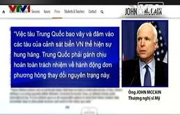 Đặt giàn khoan dầu HD 981 trái phép: Trung Quốc vi phạm trắng trợn chủ quyền Việt Nam