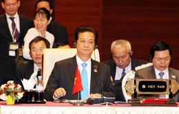 VIDEO: Thủ tướng kêu gọi thế giới phản đối hành động của Trung Quốc