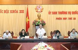 Thảo luận dự án Luật tổ chức Quốc hội (sửa đổi)