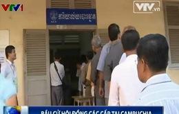 Bầu cử Hội đồng các cấp tại Campuchia