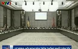 Hội nghị bàn tròn thống nhất dân tộc tại Ukraine
