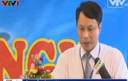 Ngư dân Thanh Hóa phản đối hành động ngang ngược của Trung Quốc