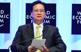Thủ tướng lên đường dự Diễn đàn WEF Đông Á 2014 và thăm Philippines