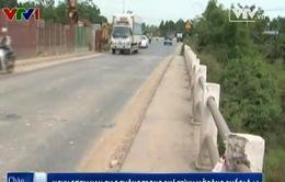 TNGT rình rập trong quá trình mở rộng Quốc lộ 1A