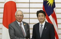 Nhật Bản, Malaysia hợp tác an ninh hàng hải