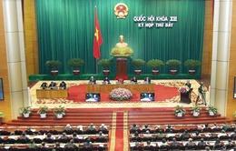 Thông cáo số 2 Kỳ họp thứ 7, Quốc hội khóa XIII về vấn đề Biển Đông