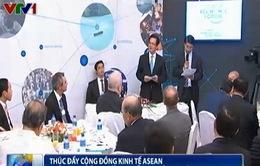 Thúc đẩy cộng đồng kinh tế ASEAN thông qua tăng cường phối hợp công - tư