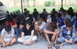 Bình Dương: Khởi tố 259 đối tượng gây rối