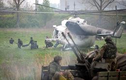 Ukraine: Quân đội không kích giành lại sân bay