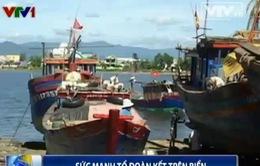 Tổ đoàn kết trên biển - Động lực cho ngư dân bám biển dài ngày
