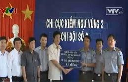 Các đơn vị tại TP Đà Nẵng tiếp tục ủng hộ Hoàng Sa, Trường Sa