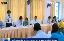 Quốc hội thảo luận dự thảo Luật Doanh nghiệp (sửa đổi)