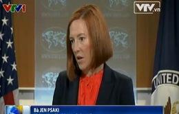Mỹ: Trung Quốc là bên khiêu khích trong căng thẳng Biển Đông