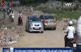 Đường vành đai 2,5 - dự án giao thông trọng điểm của Hà Nội dang dở đến bao giờ?