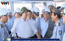 Thủ tướng làm việc với Tổng công ty Công nghiệp tàu thủy Việt Nam
