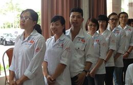 138 điều dưỡng, hộ lý Việt Nam sang Nhật Bản làm việc