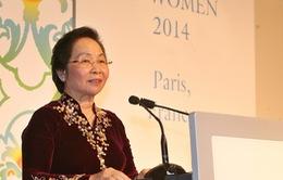 Khai mạc Hội nghị thượng đỉnh phụ nữ toàn cầu lần thứ 24