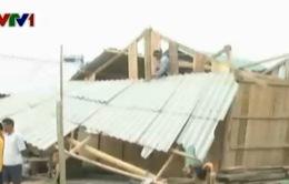 Lai Châu: Mưa lốc khiến 3 người bị thương